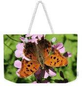 Anglewing Butterfly Weekender Tote Bag