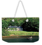 Angling, Delphi Lodge, Co Mayo, Ireland Weekender Tote Bag
