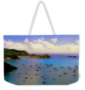 Anguilla's Softness Weekender Tote Bag