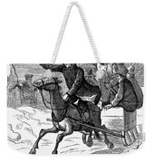 Animal Cruelty, 1877 Weekender Tote Bag