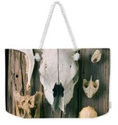 Animal Skulls Weekender Tote Bag