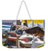 Animals Humans Weekender Tote Bag