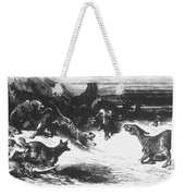 Animals Sick Of The Plague Weekender Tote Bag