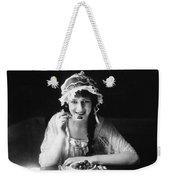 Anita Stewart (1895-1961) Weekender Tote Bag