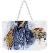 Ann Bronte (1820-1849) Weekender Tote Bag