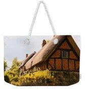 Ann Hathaway Home Weekender Tote Bag