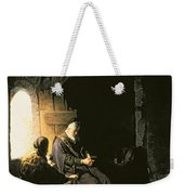 Anna And The Blind Tobit Weekender Tote Bag