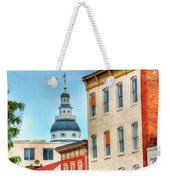 Annapolis Duomo Weekender Tote Bag