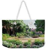 Annapolis Fountain Garden Weekender Tote Bag
