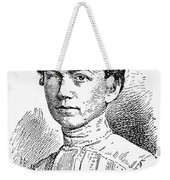 Annie Johnston (1863-1931) Weekender Tote Bag