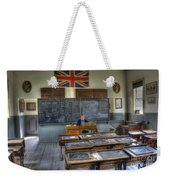 Another Brick In The Wall Weekender Tote Bag by Bob Christopher