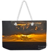 Another Caribbean Sunset Weekender Tote Bag