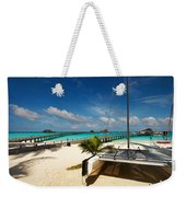 Another Day. Maldives Weekender Tote Bag