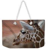Another Giraffe Weekender Tote Bag