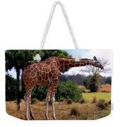 Another Neck Weekender Tote Bag