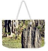 Ant Megastructures-a Trillion Tiny Builders Weekender Tote Bag