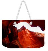 Antelope Canyon Skylight Weekender Tote Bag