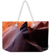 Antelope Canyon Story Of The Rock Weekender Tote Bag