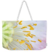 Anthers Of Poppy Flower Weekender Tote Bag
