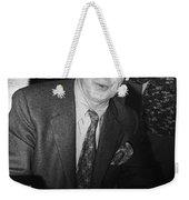 Anthony Burgess (1917-1993) Weekender Tote Bag