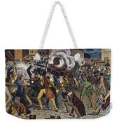 Anti-catholic Mob, 1844 Weekender Tote Bag