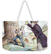 Anti-trust Cartoon, 1904 Weekender Tote Bag