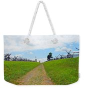 Antietam Battle Of Bloody Lane Weekender Tote Bag