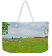 Antietam Battle Of The Cornfield Weekender Tote Bag