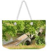 Antietam's Burnside Bridge Weekender Tote Bag