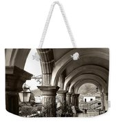 Antigua Arches Weekender Tote Bag