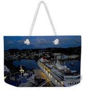 Antigua Dusk Weekender Tote Bag