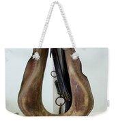 Antiquated Horse Collar Weekender Tote Bag