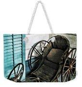 Antique Baby Carriage Weekender Tote Bag
