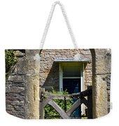 Antique Brick Archway Weekender Tote Bag