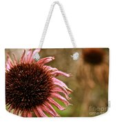 Antique Cone Flower Weekender Tote Bag