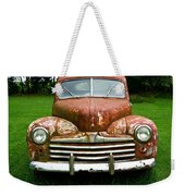 Antique Ford Car 8 Weekender Tote Bag