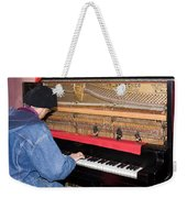 Antique Playtone Piano Weekender Tote Bag