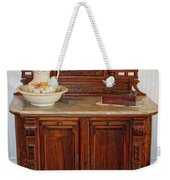 Antique Side Boy Weekender Tote Bag