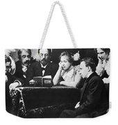 Anton Chekhov (1860-1904) Weekender Tote Bag