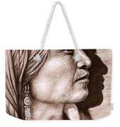 Apache Chief Weekender Tote Bag