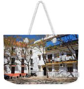 Apartment Houses In Marbella Weekender Tote Bag