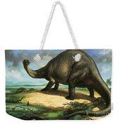 Apatosaurus Weekender Tote Bag