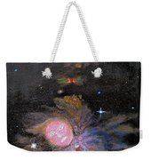 Aphrodite In Orion's Nebula Weekender Tote Bag