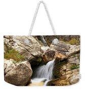 Apikuni Waterfall Weekender Tote Bag