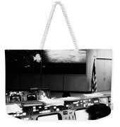 Apollo 11: Mission Control Weekender Tote Bag
