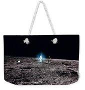 Apollo 12 Astronaut Weekender Tote Bag