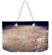 Apollo 12 Lunar Lander Weekender Tote Bag