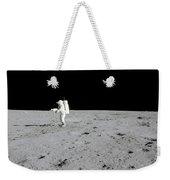 Apollo 14 Astronaut Makes A Pan Weekender Tote Bag