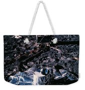 Apollo 14 Lunar Experiments Weekender Tote Bag