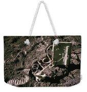Apollo 15 Lunar Experiment Weekender Tote Bag